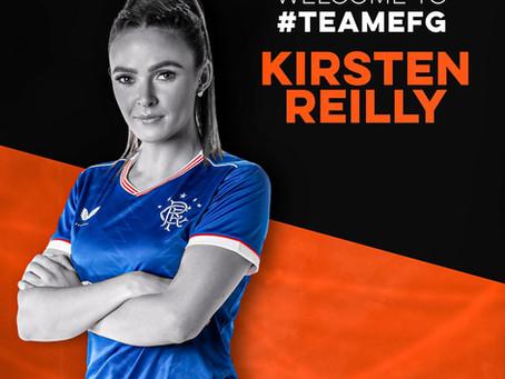 New Signing   Kirsten Reilly