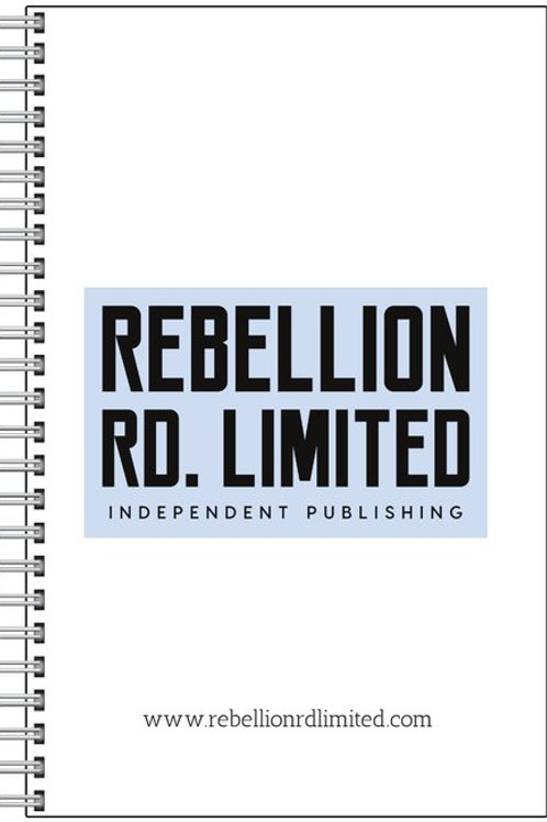 Rebellion Rd. Limited Lined Notebook
