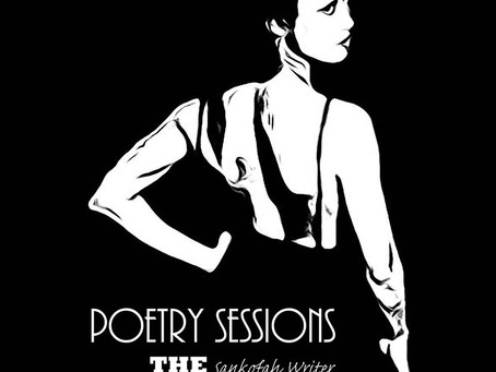 Poetry Sessions book coming soon!
