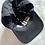 Thumbnail: FILA Black White and Red Adjustable Baseball Cap