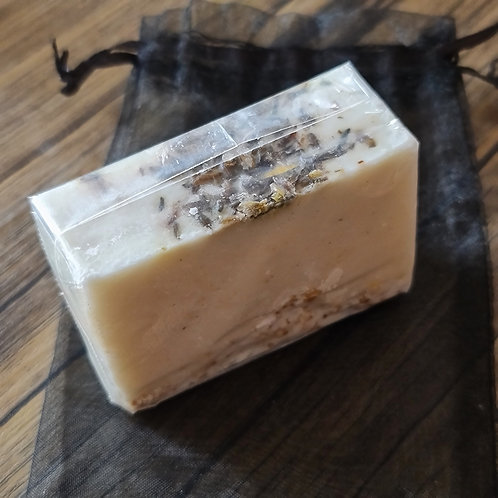 Handcrafted Cocoa & Mango Butter Artisan Soap (100g)