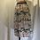 Thumbnail: Handmade Designer Guess Print Cotton Skirt UK Size 10