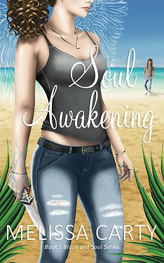 Soul Awakening Cover Art