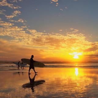 Surfers delight - Snapper Rocks