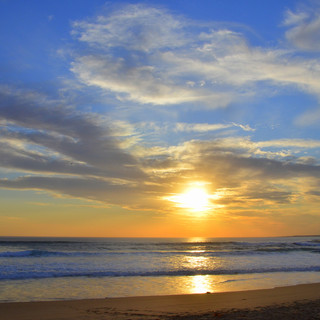 Sunset at Phillip Island