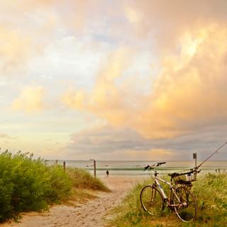 Byron Bay bike riding