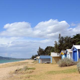 Mornington Peninsula boatsheds