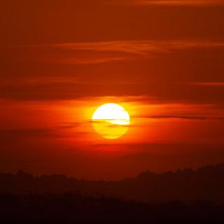 Sunset magic