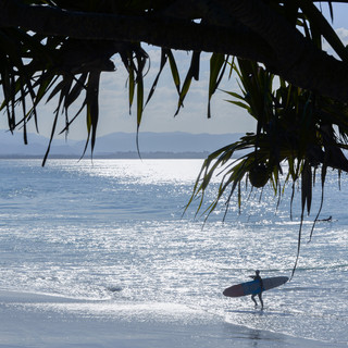 Sparkles in the bay - Byron Bay