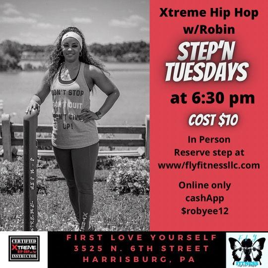 Xtreme Hip Hop w/ Robin