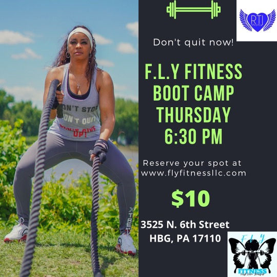 Fly Fitness Boot Camp