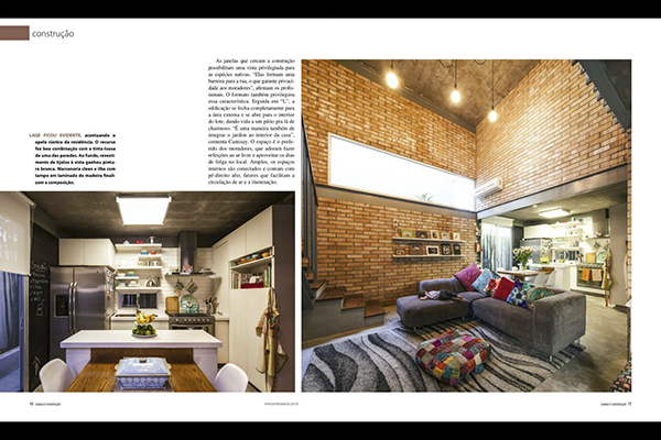 """Casa Construcao, """"Beleza Aparente"""""""