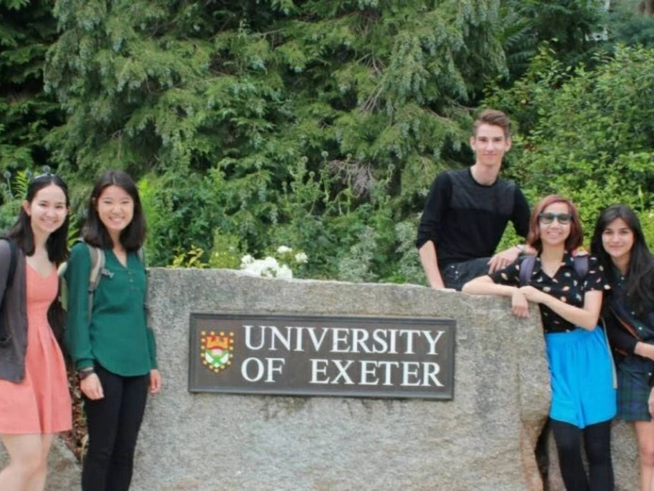Short-term Visit and Exchange to the University of Exeter