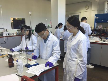 Advanced Laboratory Experience