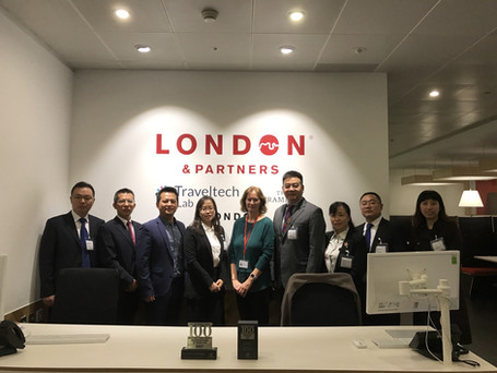 Visit to Lonodn Partners