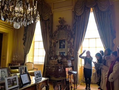 Visit to Blenheim Palace