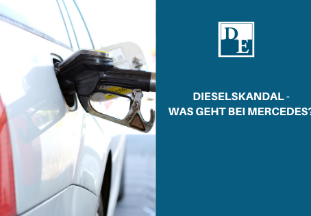 Neues vom Dieselskandal - Was geht bei Mercedes?