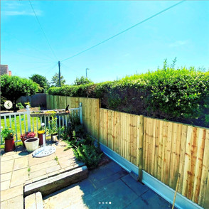 Fencing by ADM Home & Gardenscapes