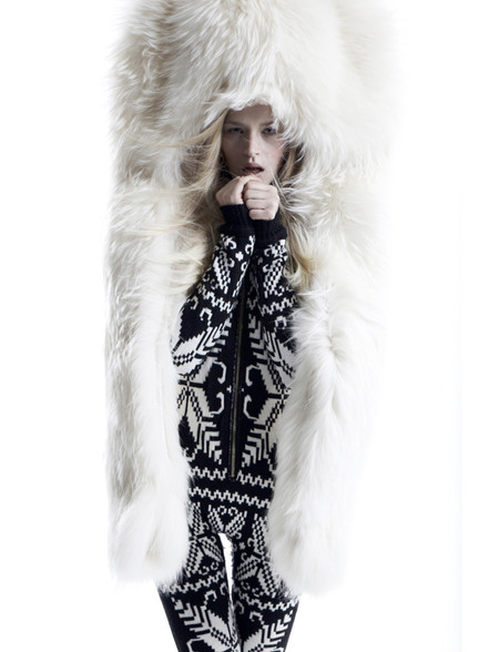 Marie Claire Russian Frost