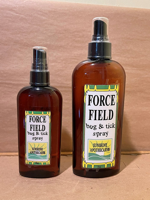 Force Field Bug and Tick Spray