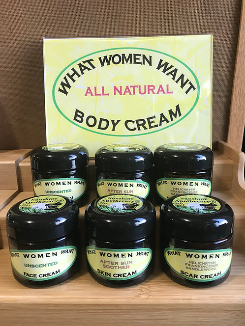 What Women Want Body Cream 2oz