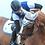 Thumbnail: Dapple White Eventing Saddle Pad