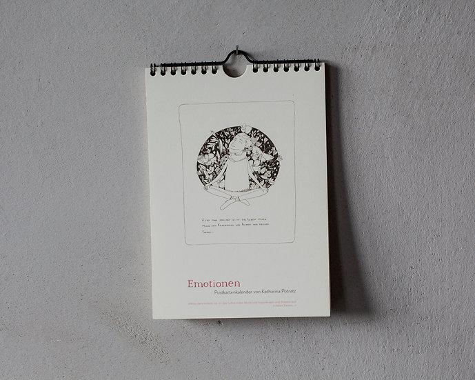 Emotionen - Wandkalender