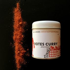 Rotes Curry • 5,30€