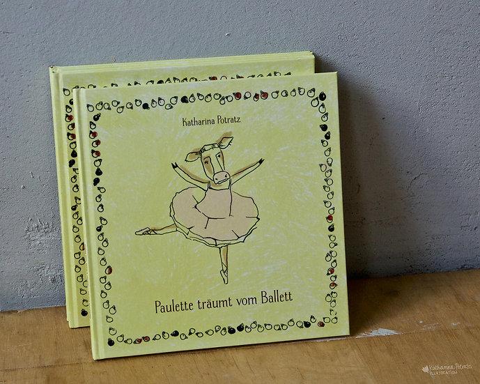 Paulette träumt vom Ballett