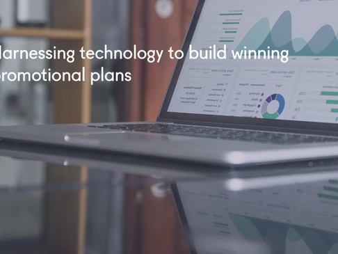 Harnessing technology to build winning promotional plans