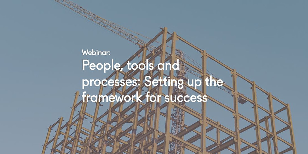 APAC Revenue Management 101: People, tools, and processes – setting up the framework for success