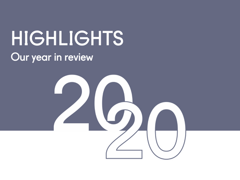 2020 Highlights report