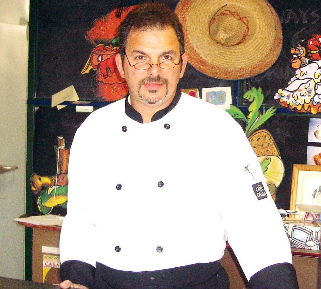 Chef Ron