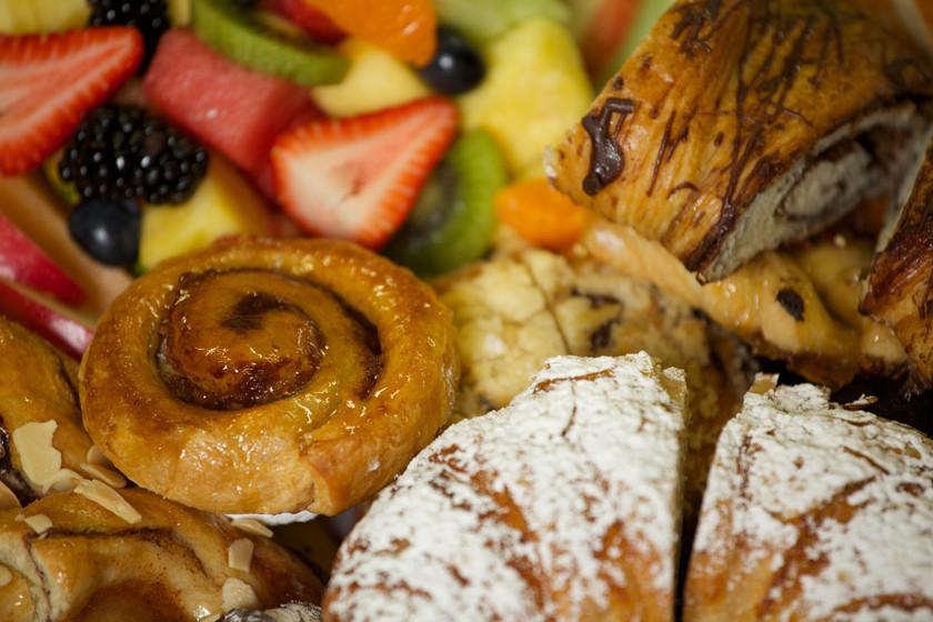 AM Breakfast Tray