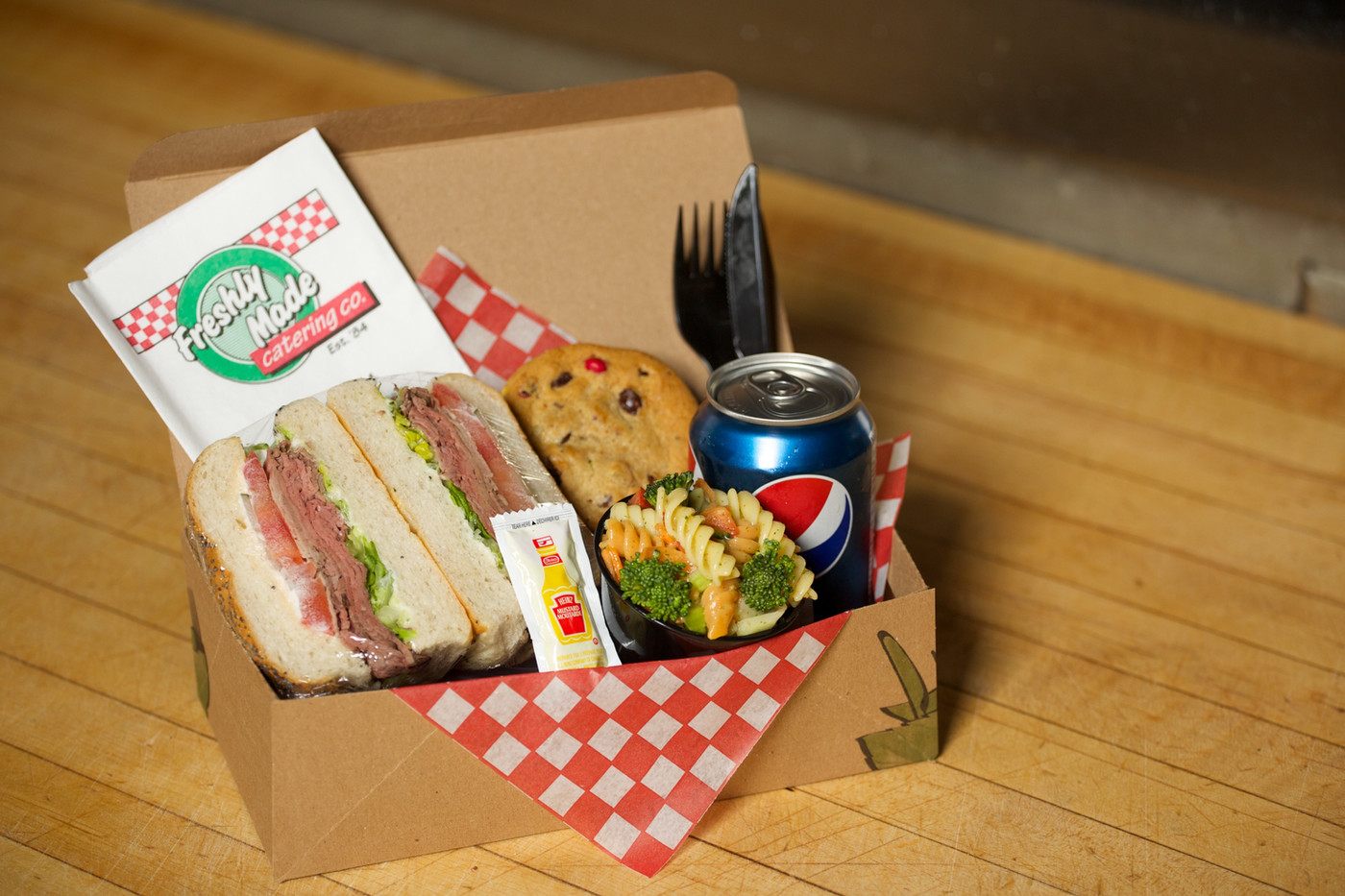 Bistro Lunch Box
