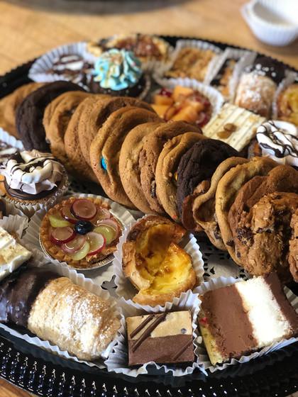 Simply Delicious Dessert Tray