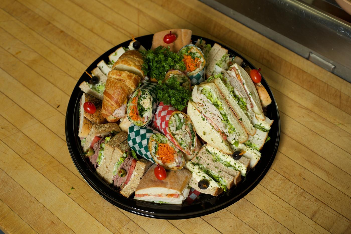 Assorted Sandwich Tray