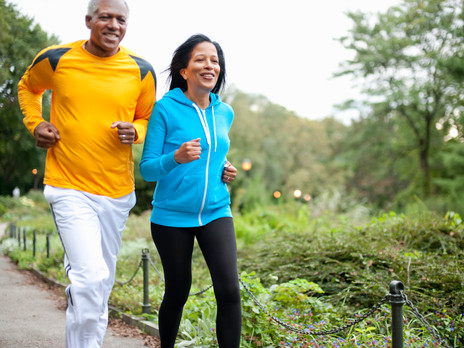 GETTING FIT OVER 50 IS EASIER THAN YOU THINK