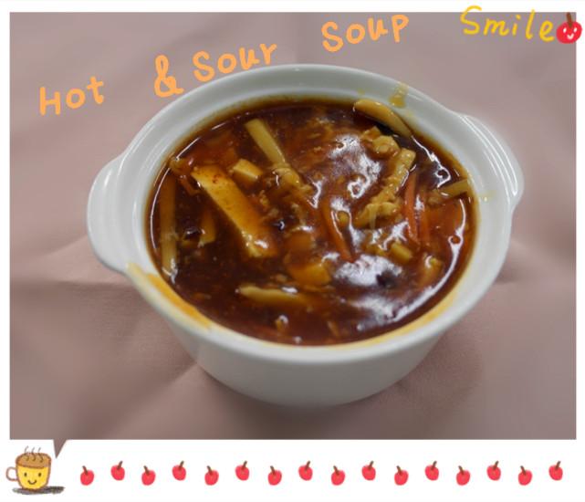 hot sour soups