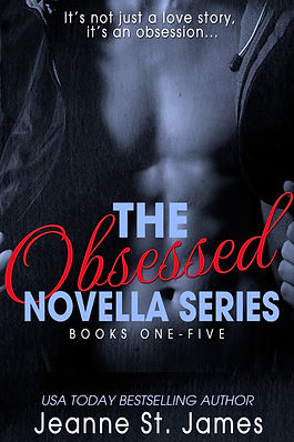 Obsessed: Books 1-5