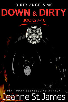 Down & Dirty: Books 7-10