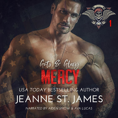 Guts & Glory: Mercy Audio