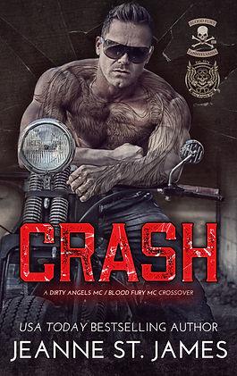 Crash: Dirty Angels & Blood Fury MC Crossover