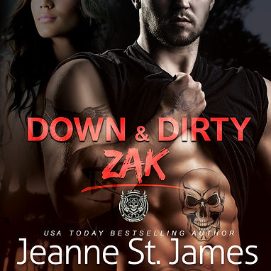 Down & Dirty: Zak - Audio