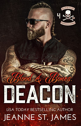 Blood & Bones: Deacon