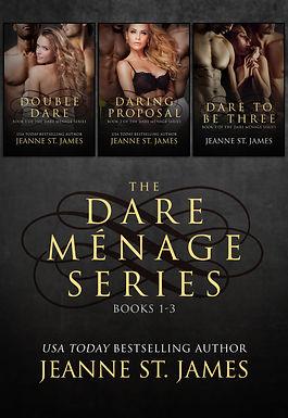 Dare Menage: Books 1-3