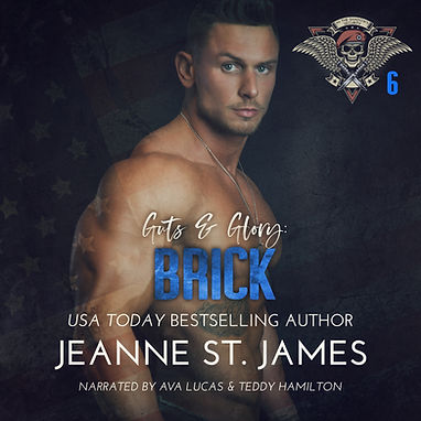 Guts & Glory: Brick Audio