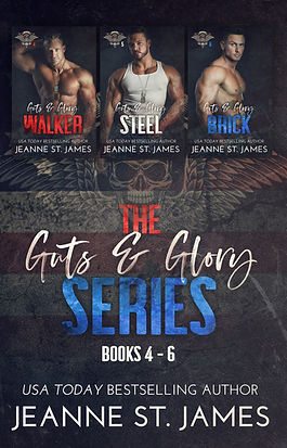 Guts & Glory: Books 4-6