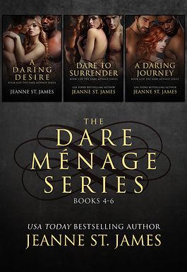 Dare Menage: Books 4-6