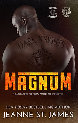 Magnum: Dark Knights and Dirty Angels Crossover